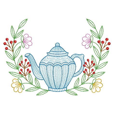 Vintage Teapot-11