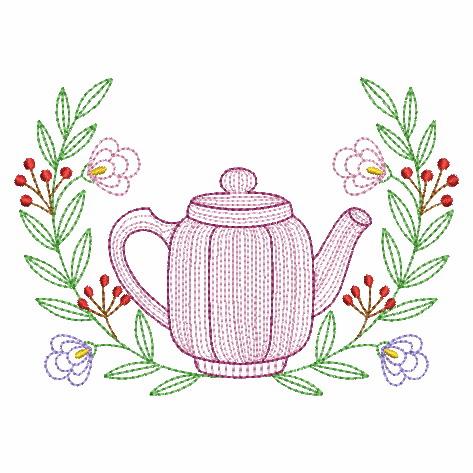 Vintage Teapot-12