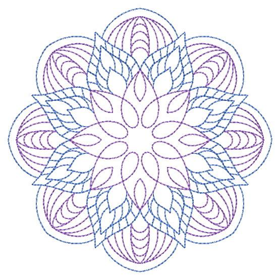Mandala Dreams 2-3