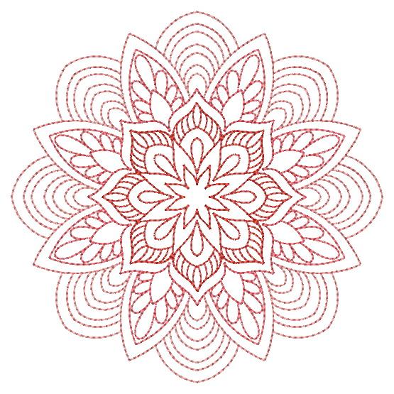 Mandala Dreams 2-4
