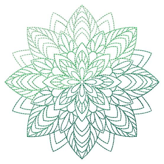 Mandala Dreams 2-5