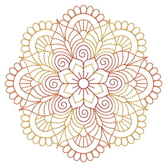 Mandala Dreams 2-7