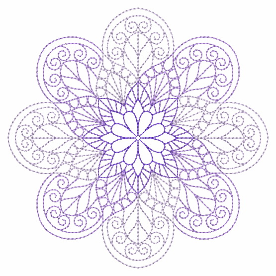 Mandala Dreams 2-8