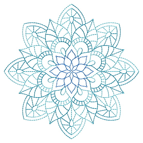Mandala Dreams 2-9
