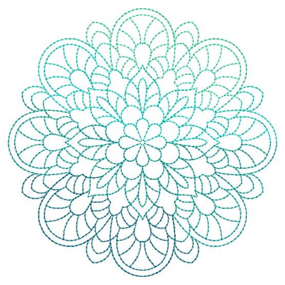 Mandala Dreams 2-12