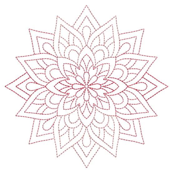 Mandala Dreams 2-13