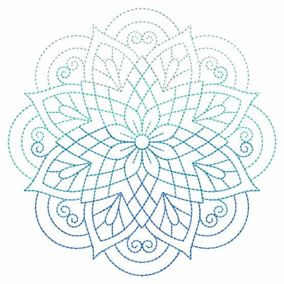 Mandala Dreams 2-14