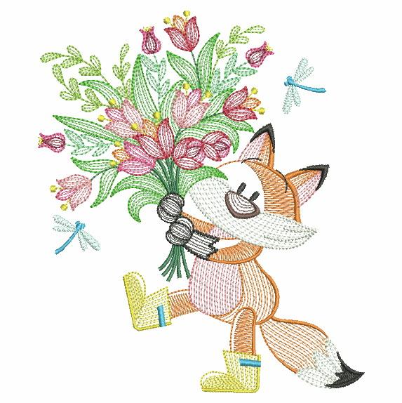 Flower Friends-4