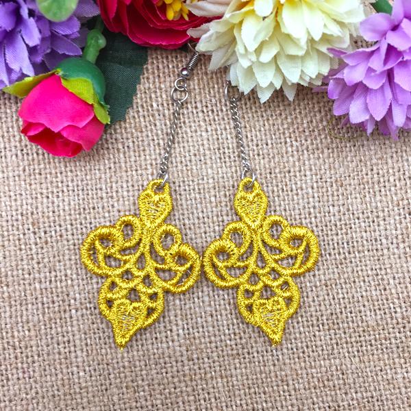 FSL Golden Earrings 3-3