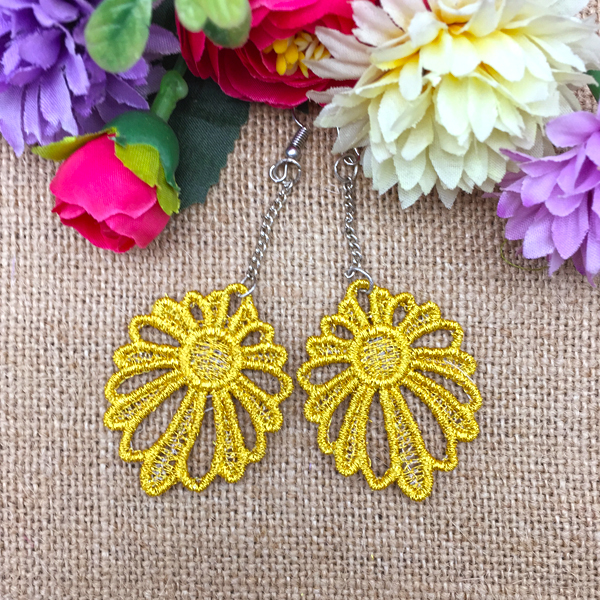 FSL Golden Earrings 3-4