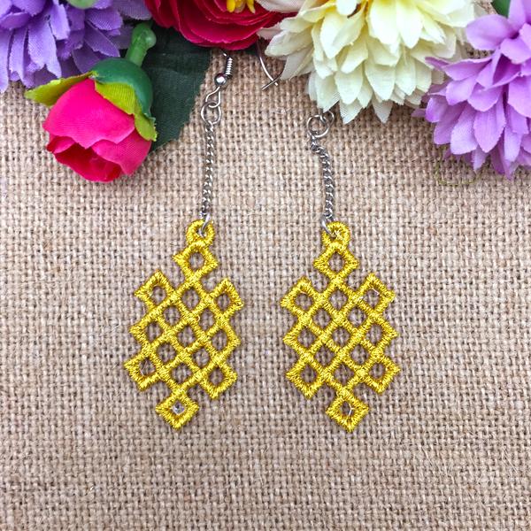 FSL Golden Earrings 3-5