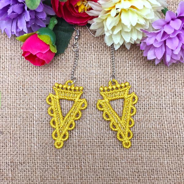 FSL Golden Earrings 3-6
