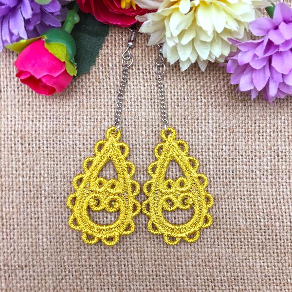FSL Golden Earrings 3-7