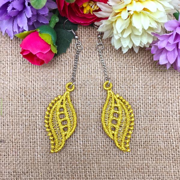 FSL Golden Earrings 3-8