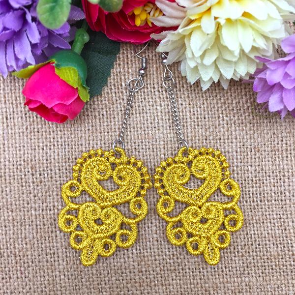 FSL Golden Earrings 3-9