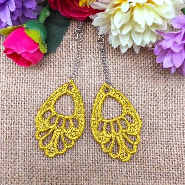FSL Golden Earrings 3-10