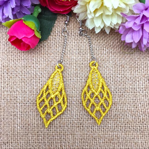 FSL Golden Earrings 3-11