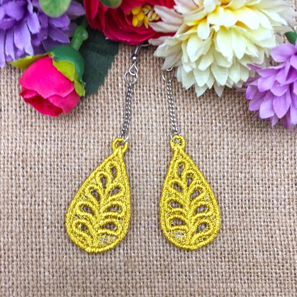 FSL Golden Earrings 3-12