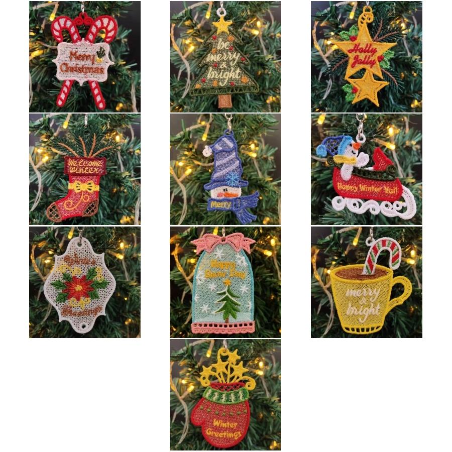 FSL Christmas Ornaments 16
