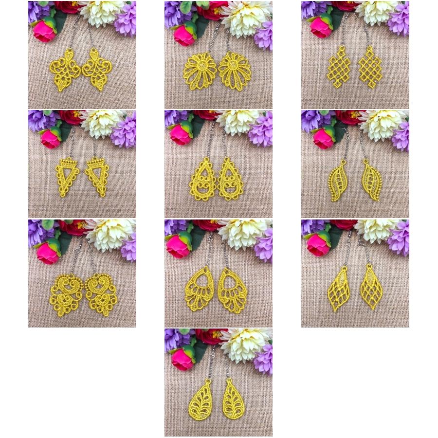 FSL Golden Earrings 3