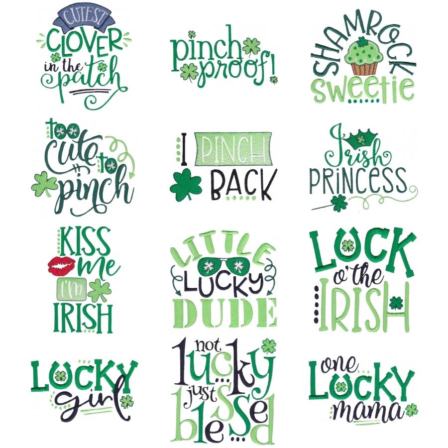 842 Irish Sayings
