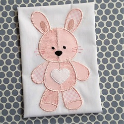 Patchwork Bunny