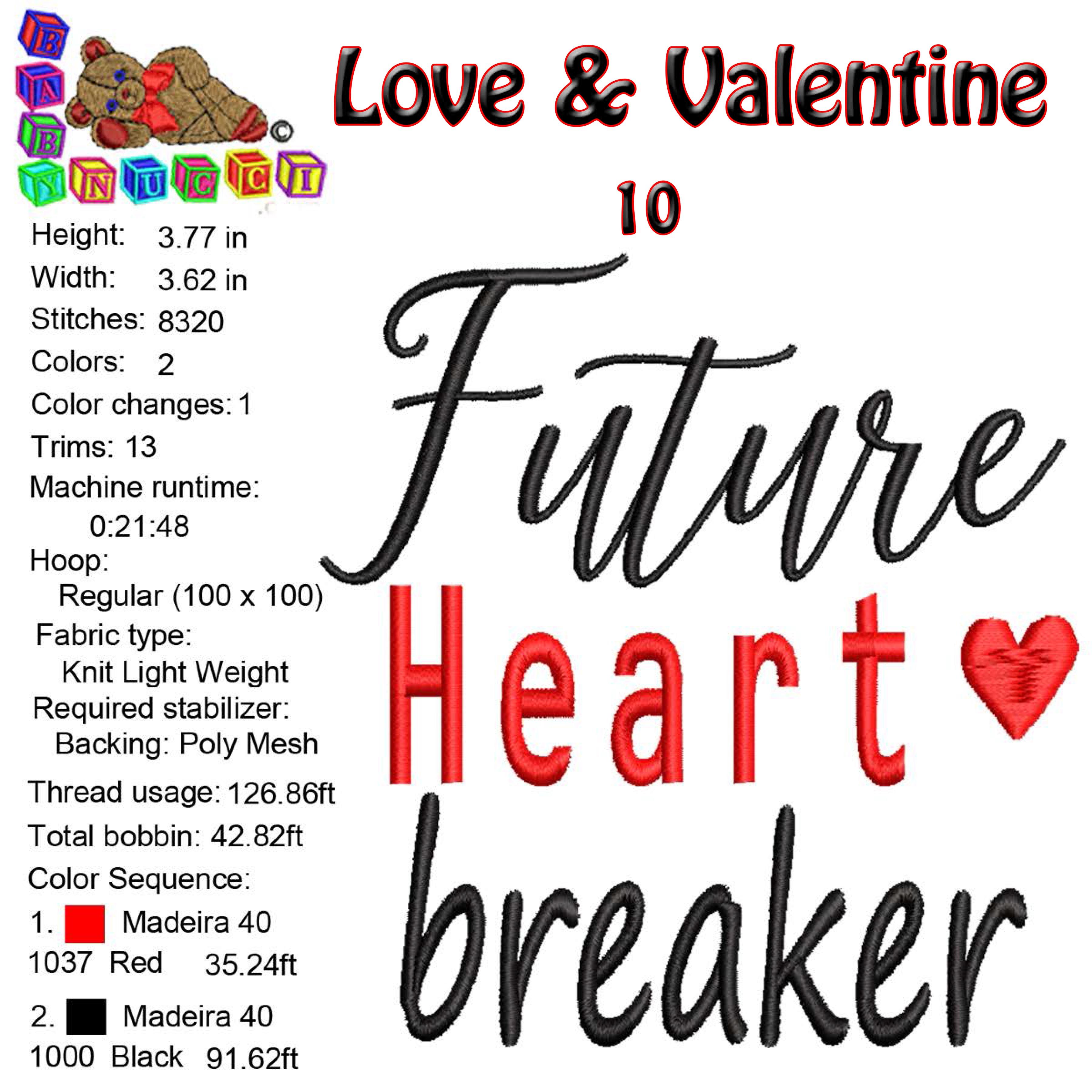 Love & Valentine Collection -12