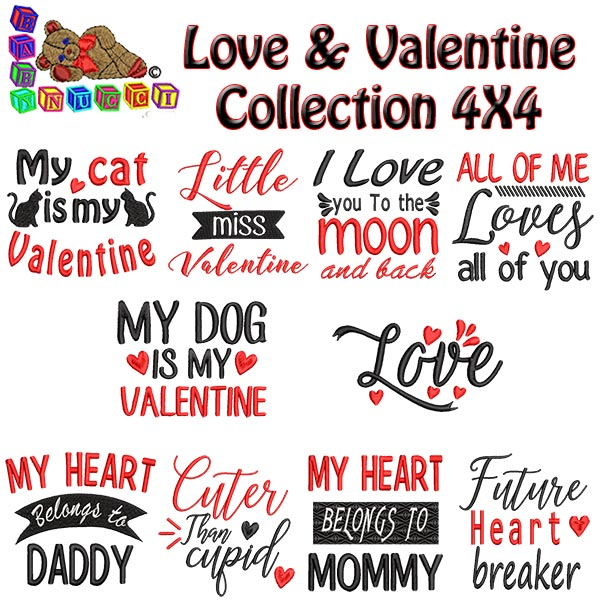 Love & Valentine Collection -13