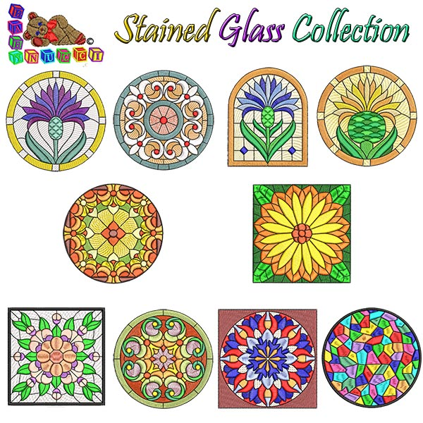 Stained Glass Collection-3