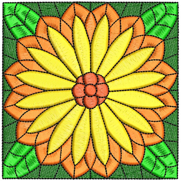Stained Glass Collection-8