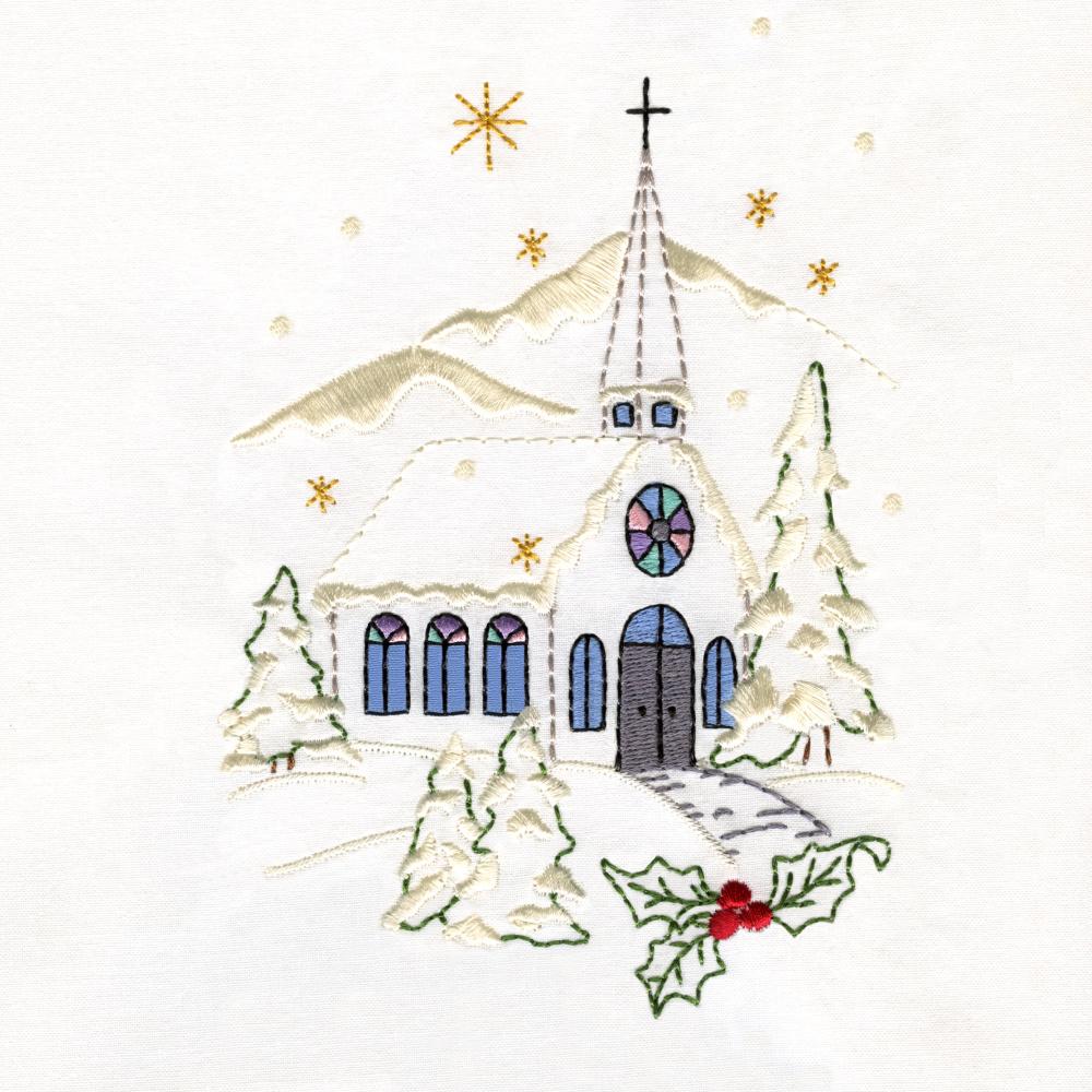 Charming Churches Set-7