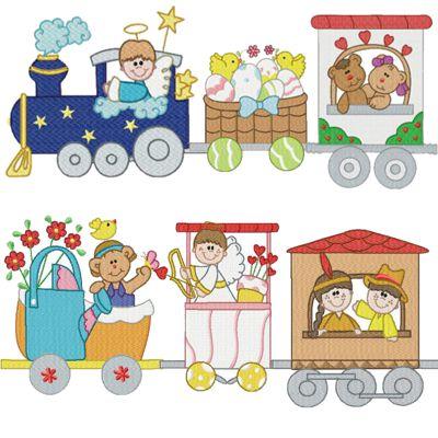 Fun Trains