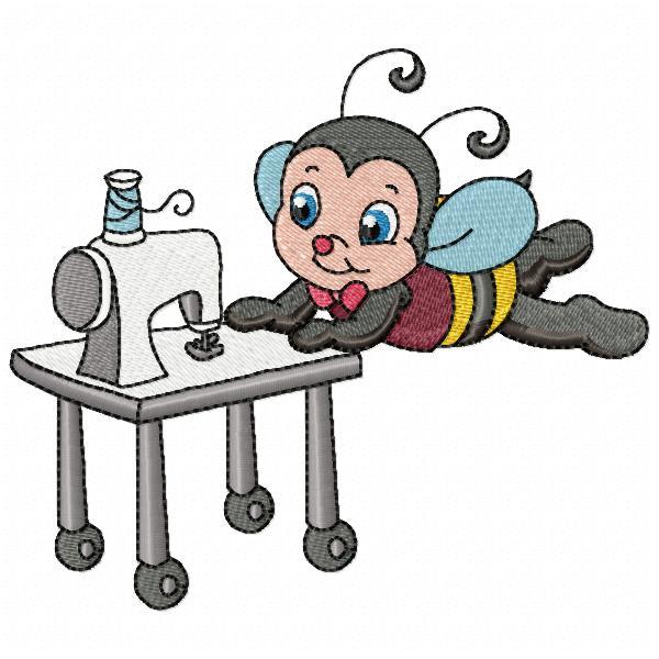 HELPFUL BEES -5