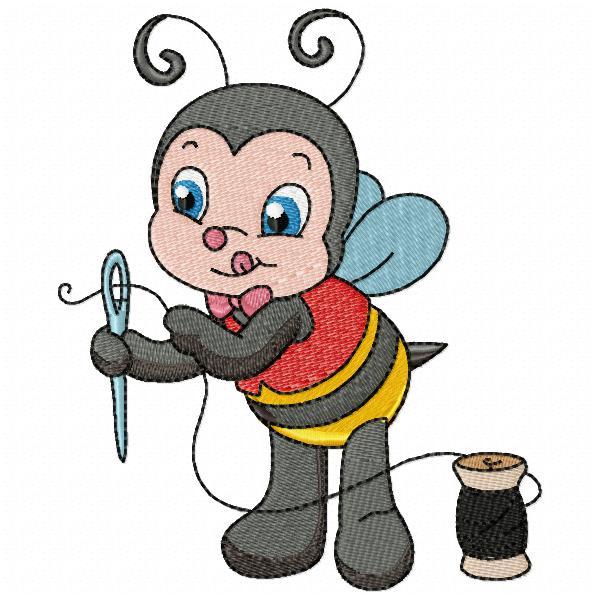 HELPFUL BEES -7