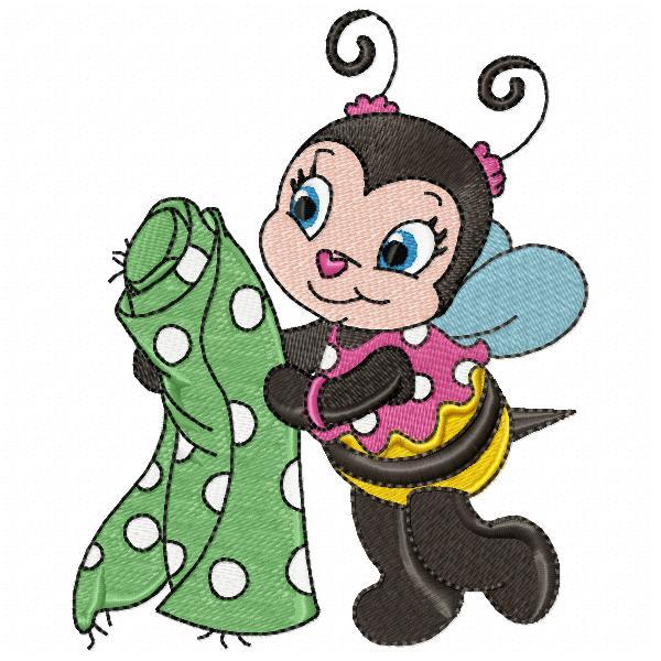 HELPFUL BEES -17