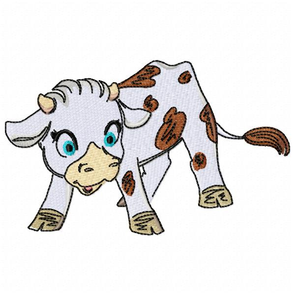 TWIN COWS-3