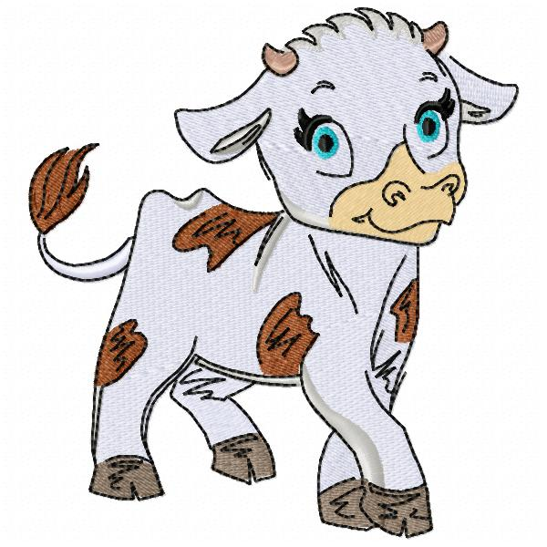 TWIN COWS-5
