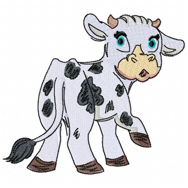TWIN COWS-9
