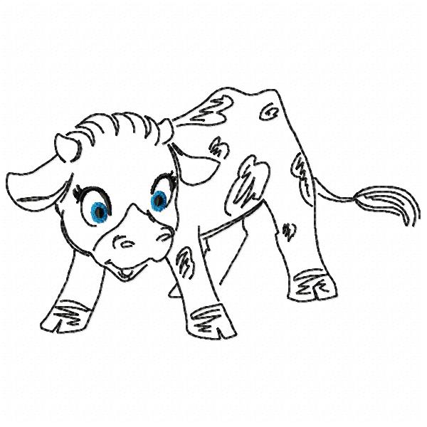 TWIN COWS-13