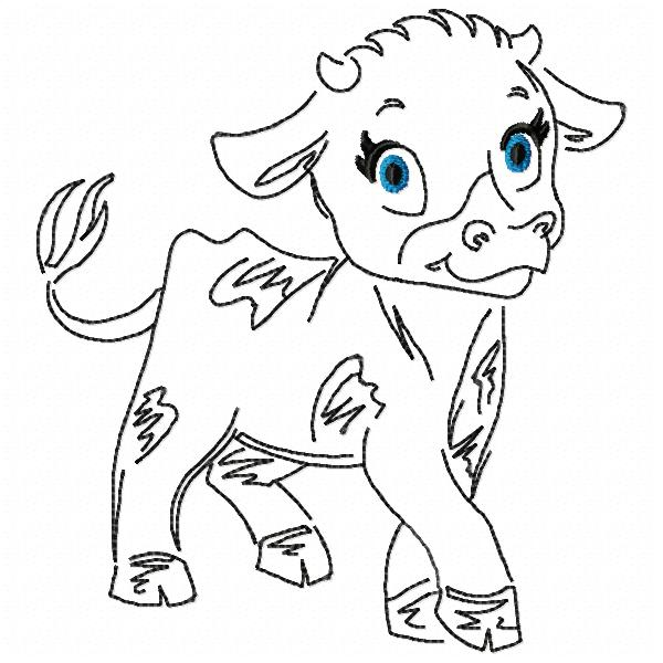 TWIN COWS-15