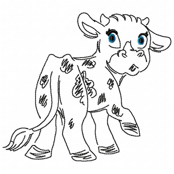 TWIN COWS-19