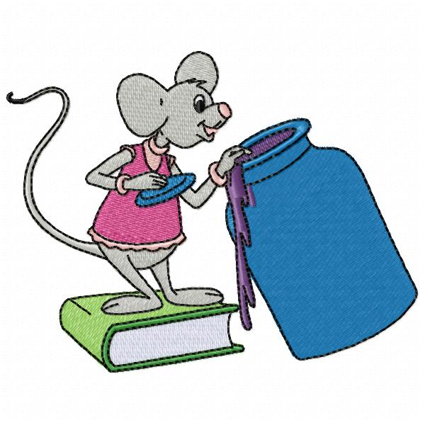 LITTLE HOUSE MOUSE-3