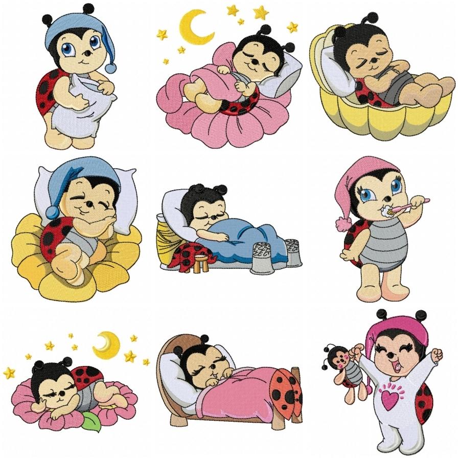 SLEEPY TIME LADYBUGS