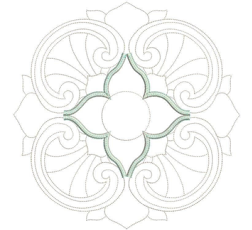 DASS0094 CIRCLE PATTERNS-10