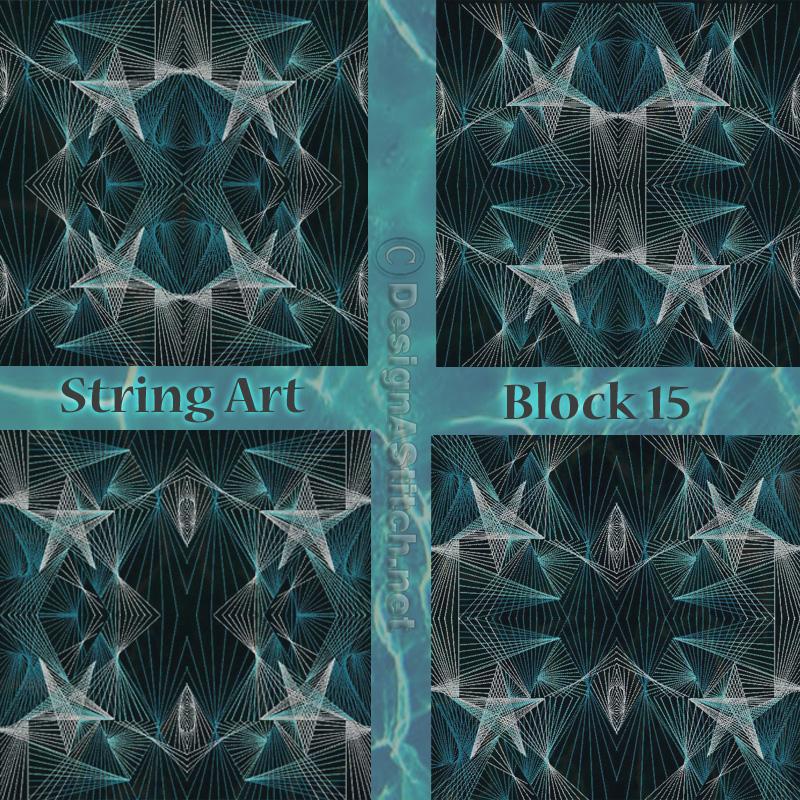 Dass001089 2-15 Singles string art