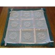 Trapunto Flower Blocks-3