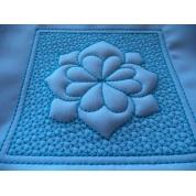 Trapunto Flower Blocks-7