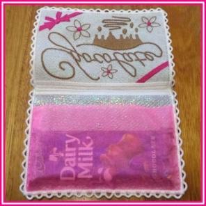 FSL Chocolate Bar Gift Holder