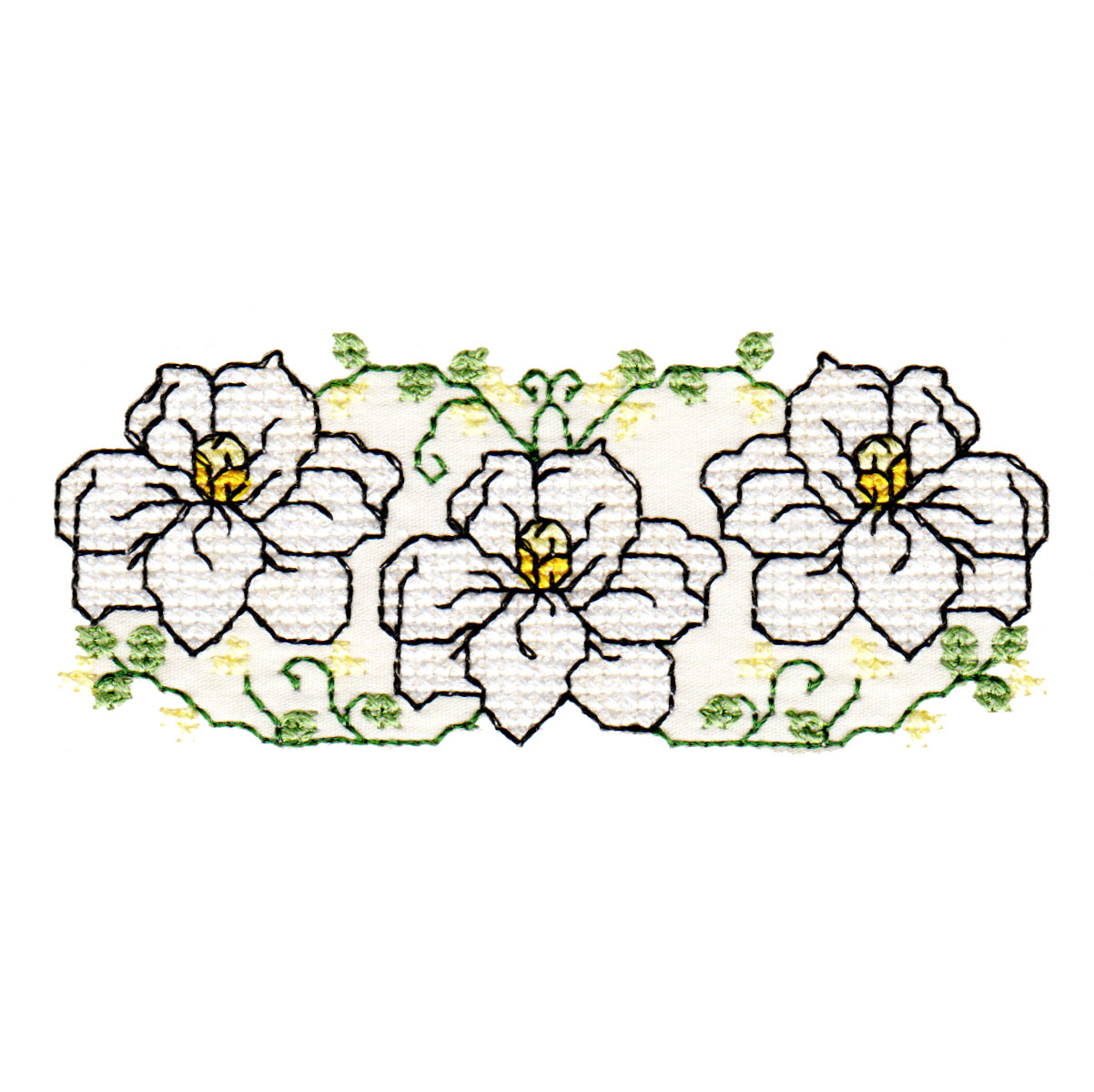 Floral Borders-5