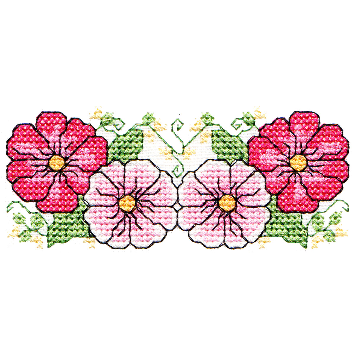 Floral Borders-7